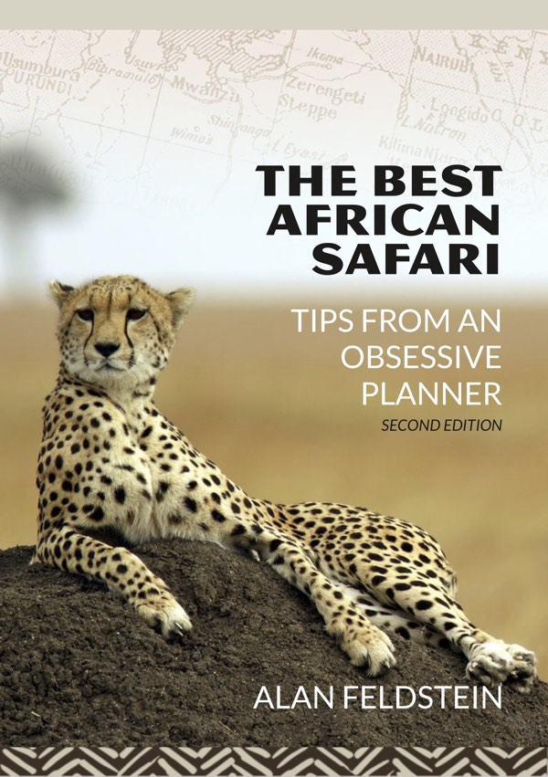 Book Cover: The Best African Safari